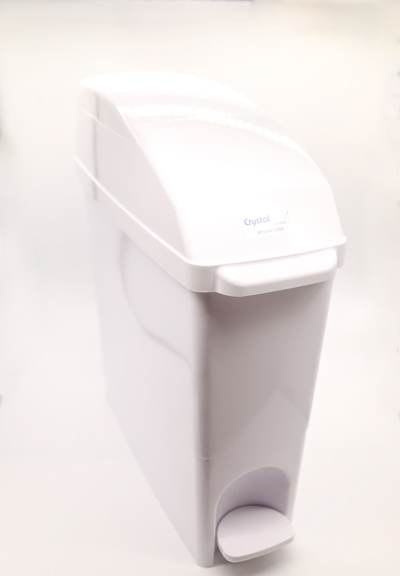 ladies sanitary bin