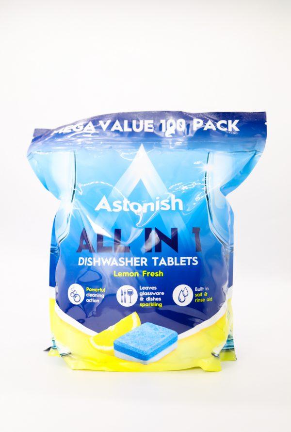 Astonish Dish Washer Tablets x 100
