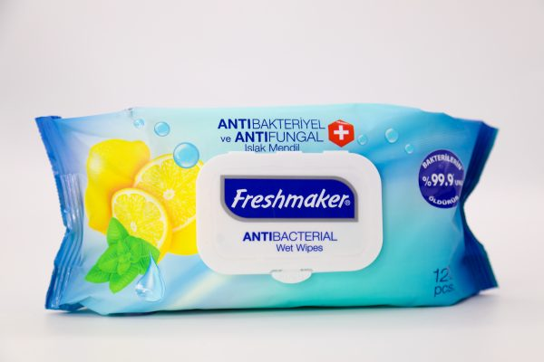 Hand & Surface Sanitising Wipes