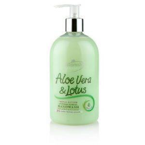 Aloe-Vera-Lotus hand wash