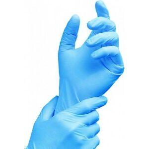 Nitrile Gloves box of 200