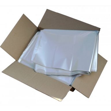 Lightweight white bin liners Pack of 200